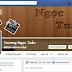PSD Ảnh bìa nền gỗ đẹp cho timeline facebook