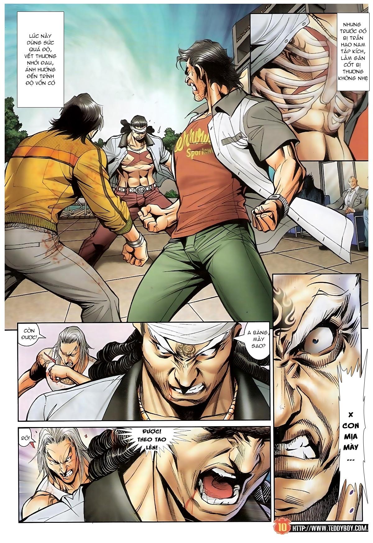Người Trong Giang Hồ - Chapter 1553: Bệnh cũ tái phát - Pic 9