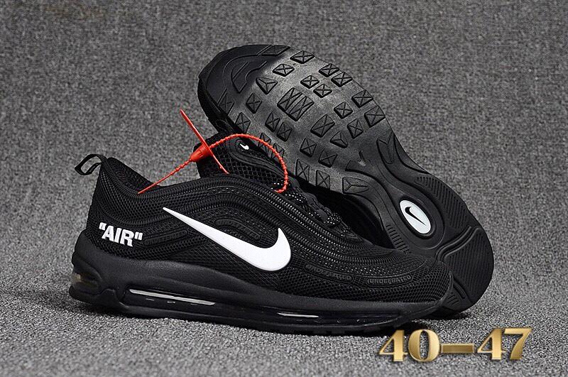 Giày Nike Nam Air Max 97 2018 SF Đen Size 41