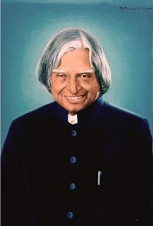 Dr APJ Abdul Kalam took inspiration from books