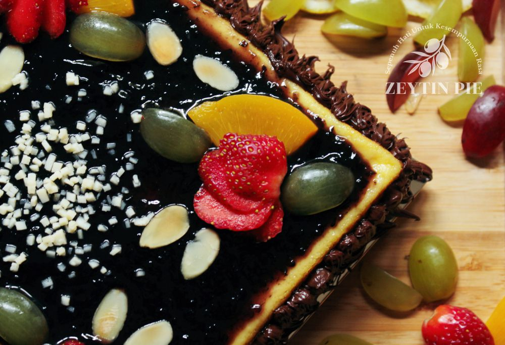 Cheesecake Classic - Zeytin Pie