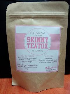3. skinny teatox