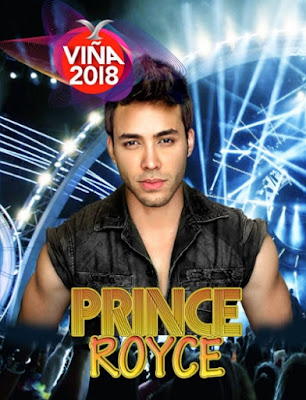 Prince Royce Viña 2018 Custom HDRip NTSC Latino