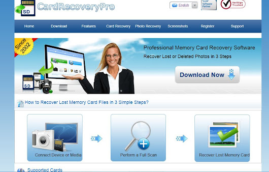 Professional Memory Card Recovery Software Free Quickly Download | ProIbweb