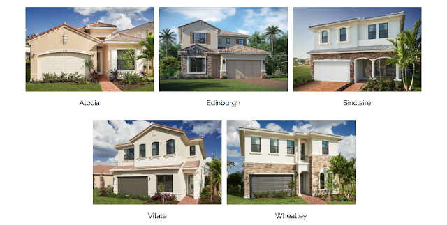 CORAL LAGO NEW HOMES FOR SALE IN CORAL SPRINGS FLORIDA