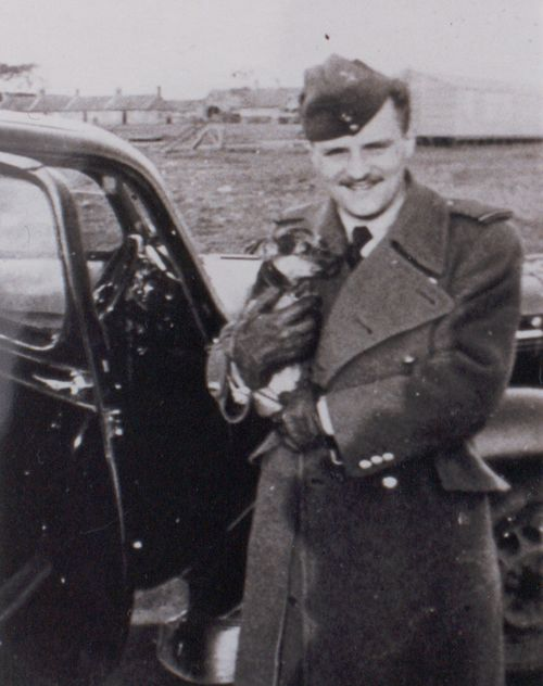16 September 1940 worldwartwo.filminspector.com RAF pilot Archie McKellar