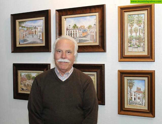 El Paso concede la Medalla de Oro de la Ciudad al artista Santiago González