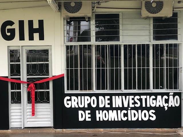 Senador Canedo: Solenidade marca reinauguração do GIH