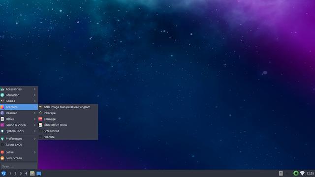 lubuntu 18.10 linux terbaru