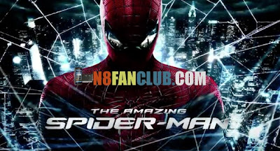 the amazing spider man hd game for nokia n8