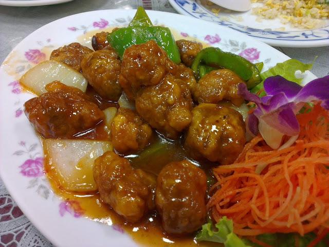 台南羊城小食