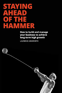 Staying Ahead of the Hammer - Laurence Ainsworth