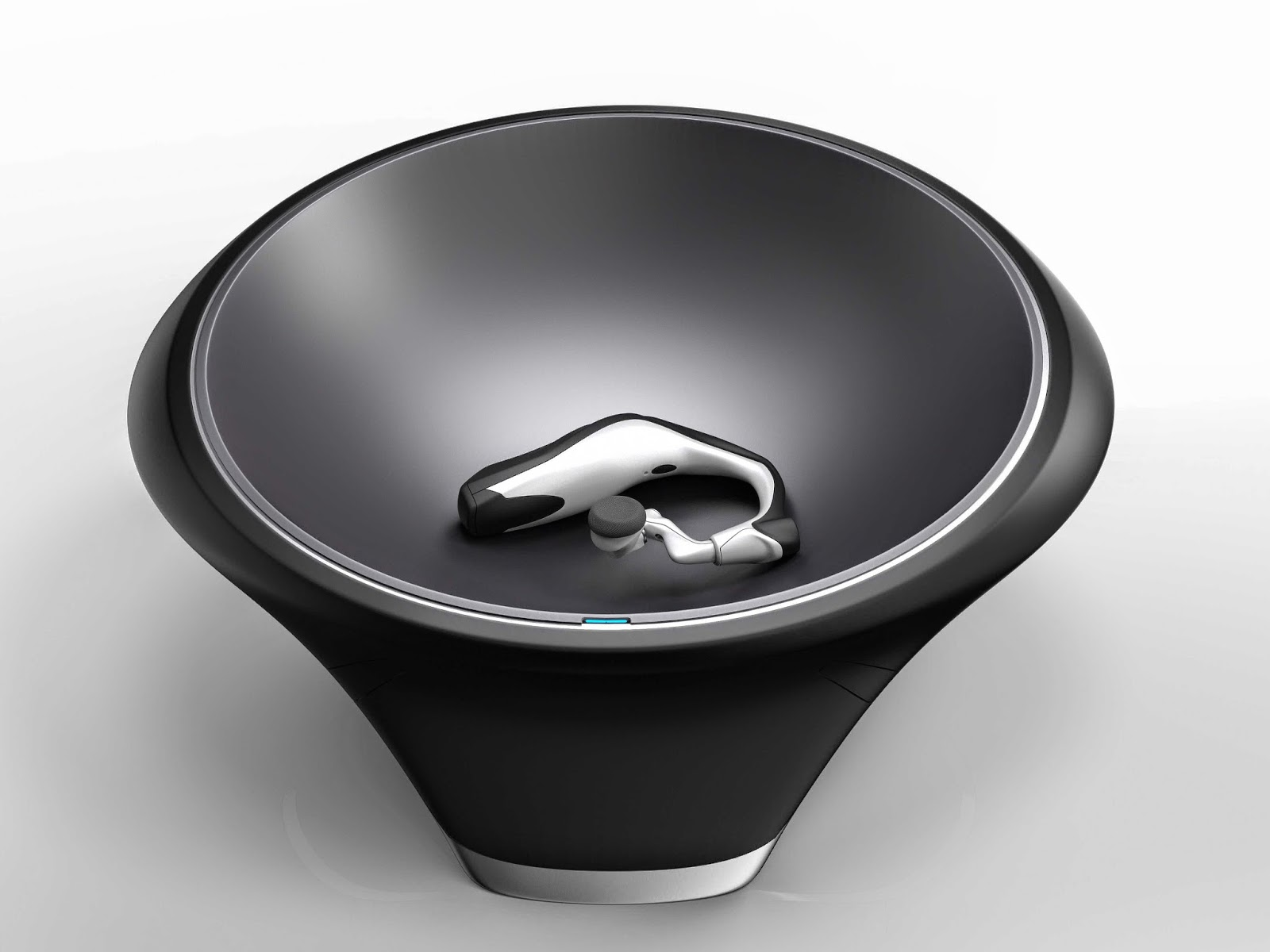 Intel Wireless Charging Bowl