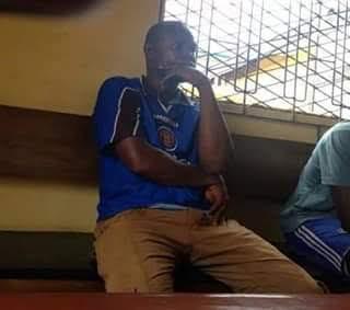 Chinakwe Joachim Iroko the man who naming his dog Buhari fulfills bail condition, released from prison custody