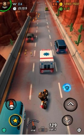Game Balap Motor Seru Android