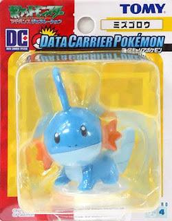 Mudkip Tomy Data Carrier Pokemon Figure
