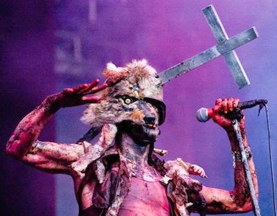 Skinny Puppy torture image