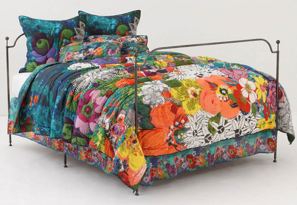 Gypsy: Anthropologie Bedding For Less