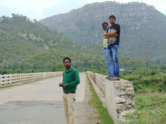 way to sariska