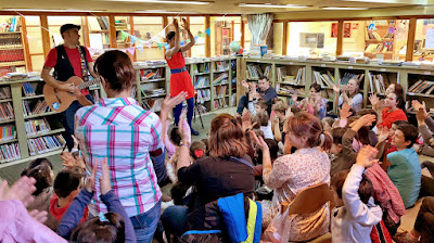 Parabéns biblioteca do Carballiño!!!!