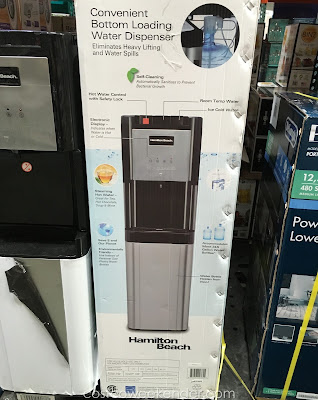 Costco 1018500 - Hamilton Beach BL-1-3 Water Dispenser - great for any home's kitchen