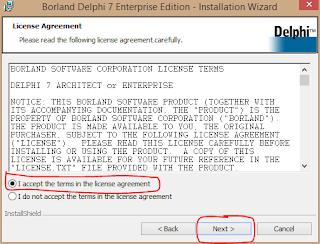 Cara Install Delphi 7 di Windows 8 3
