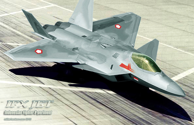 Indonesian Fighter X-periment (IF-X/KF-X)