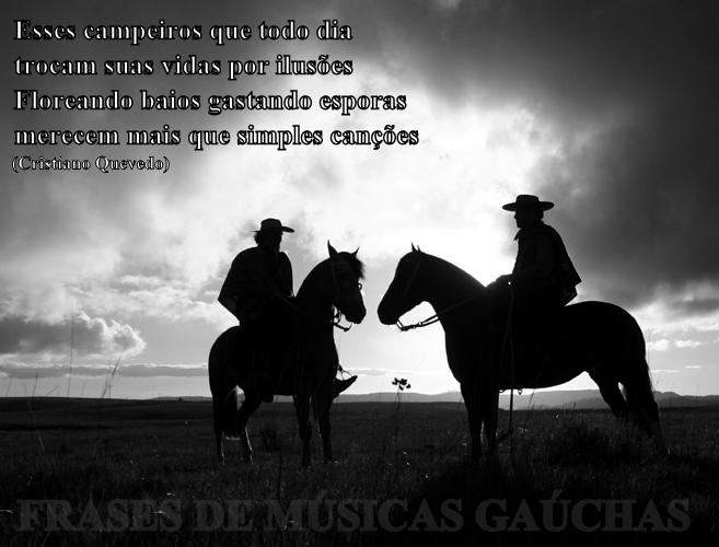 Frases Gauchas Para Facebook Imagui