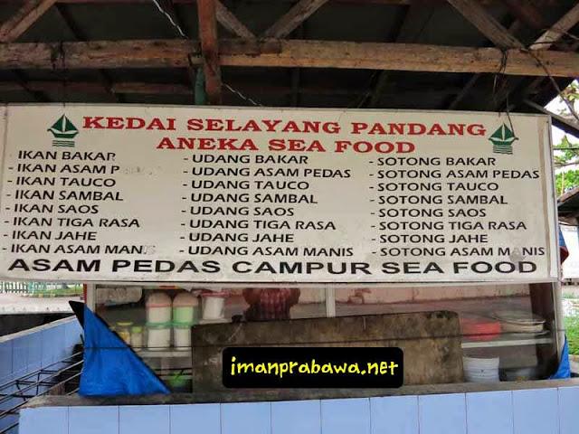 Seafood Melayu Square