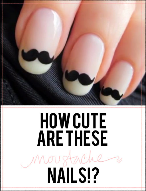 Do It Yourself Art: Teens Magz : How-To: Instant Nail Arts