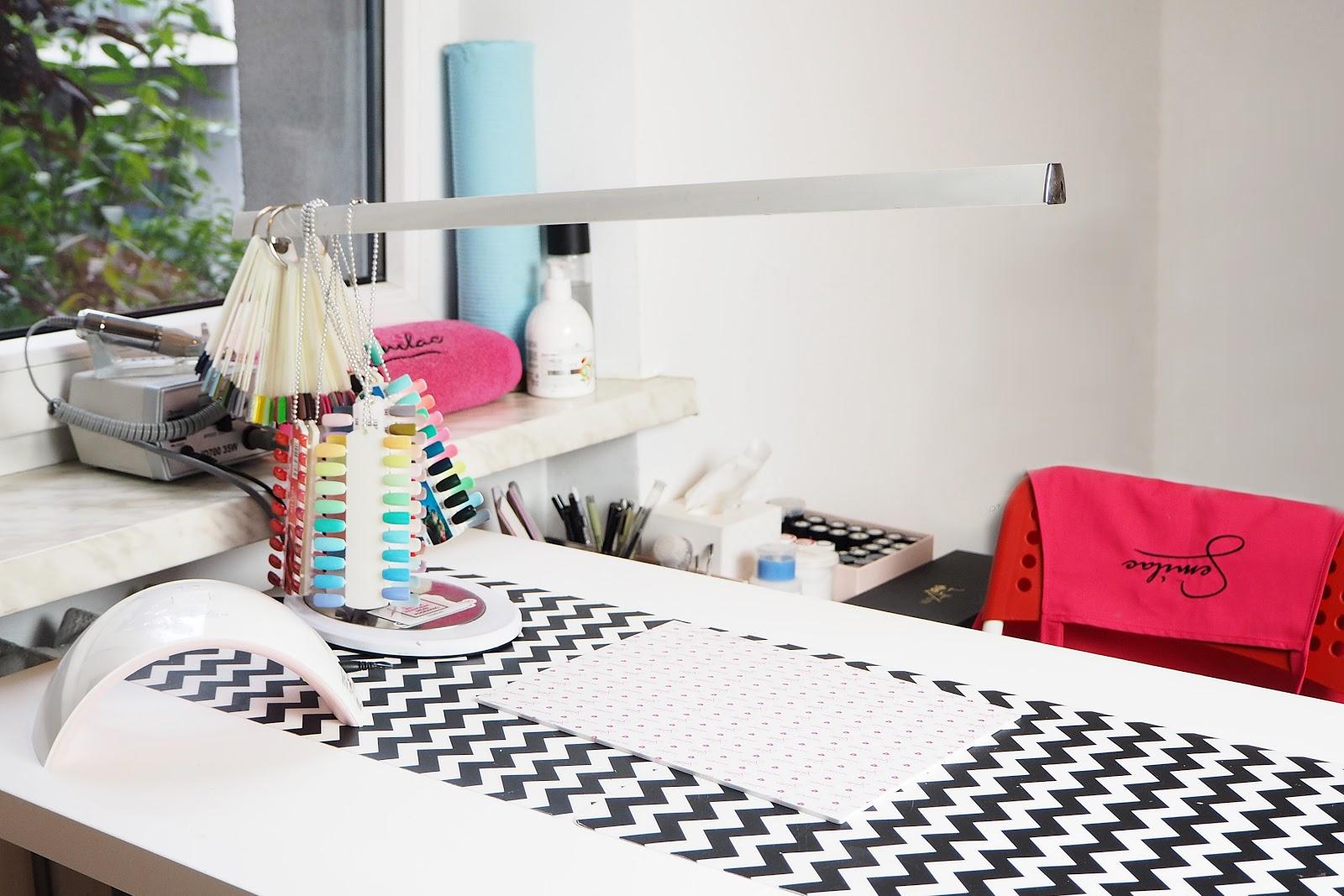 domowy salon kosmetyczny