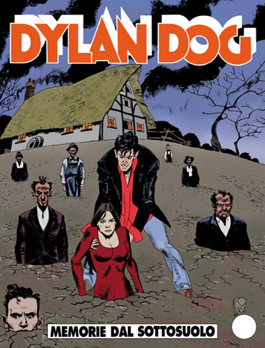 Dylan Dog (1986) 172 Page 1