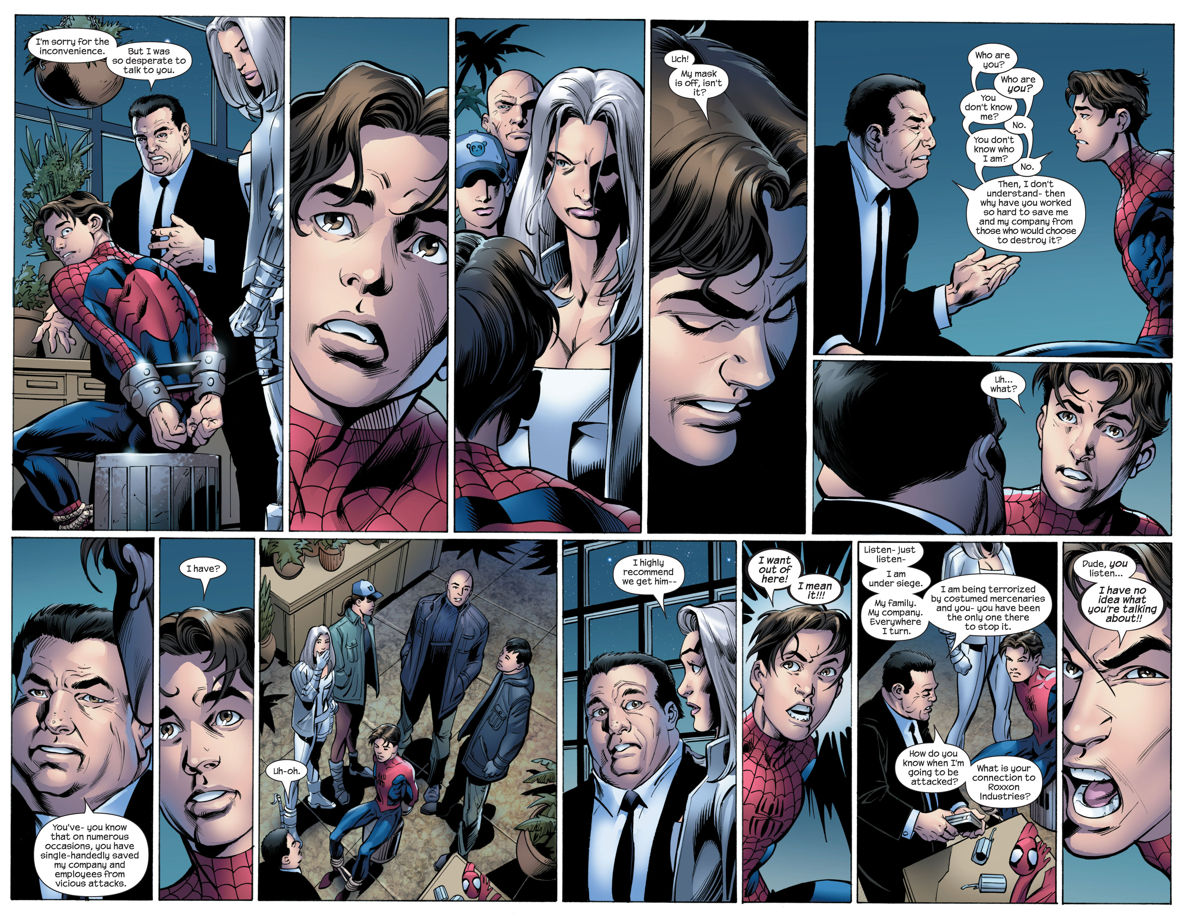 Read online Ultimate Spider-Man (2000) comic -  Issue #89 - 9