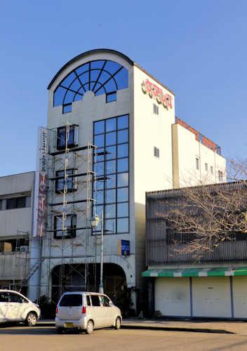Cairns Inn Hiwasa Tokushima.