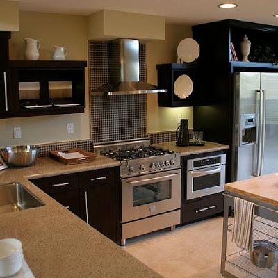 Kitchen Set Minimalis Untuk Rumah Dan Apartemen