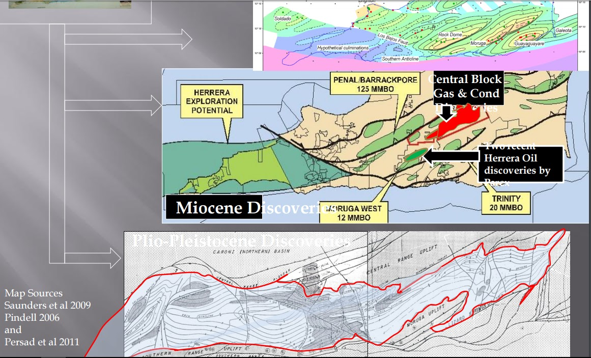 opportunities to increase oil production in trinidad mr w lalla utt developed acrage older than 50 year producing wells