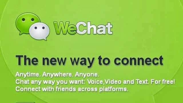 WeChat, We Chat, WeChat gratis, iPhone, iPod touch, iTouch, iPad, Redes Sociales, twitter, facebook, WeChat gratuito