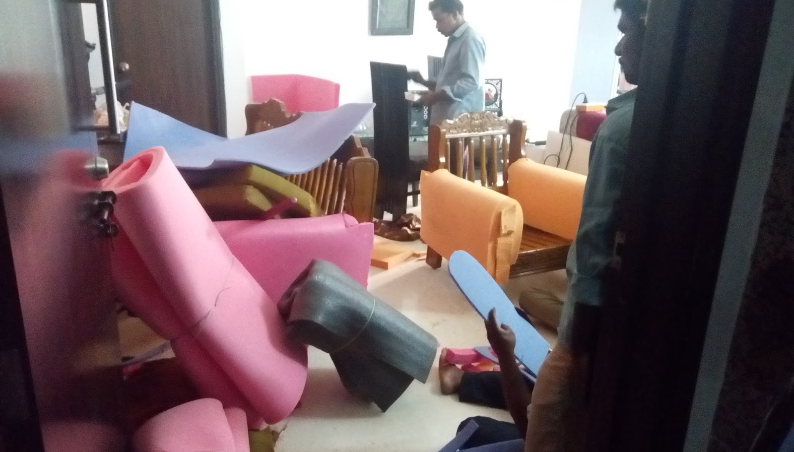 Sofa Cleaning Services In Chennai Lifestyle Solutions Convertible Bed Chair And Repair Anna Nagar