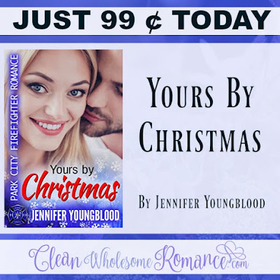 99 ¢ Deal of the Day – Yours by Christmas by Jennifer Youngblood-NWoBS Blog