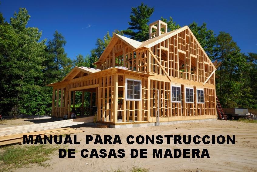 Robertocarl blog manual para construccion de casas de madera - Construccion de casas ...