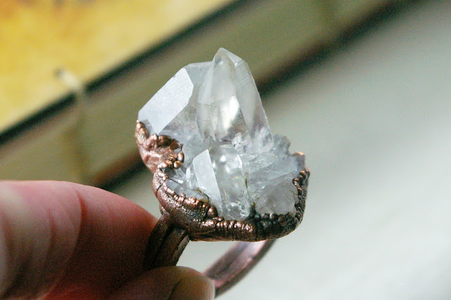 https://www.etsy.com/ca/listing/651305162/clear-quartz-cluster-ring-witchy-crystal
