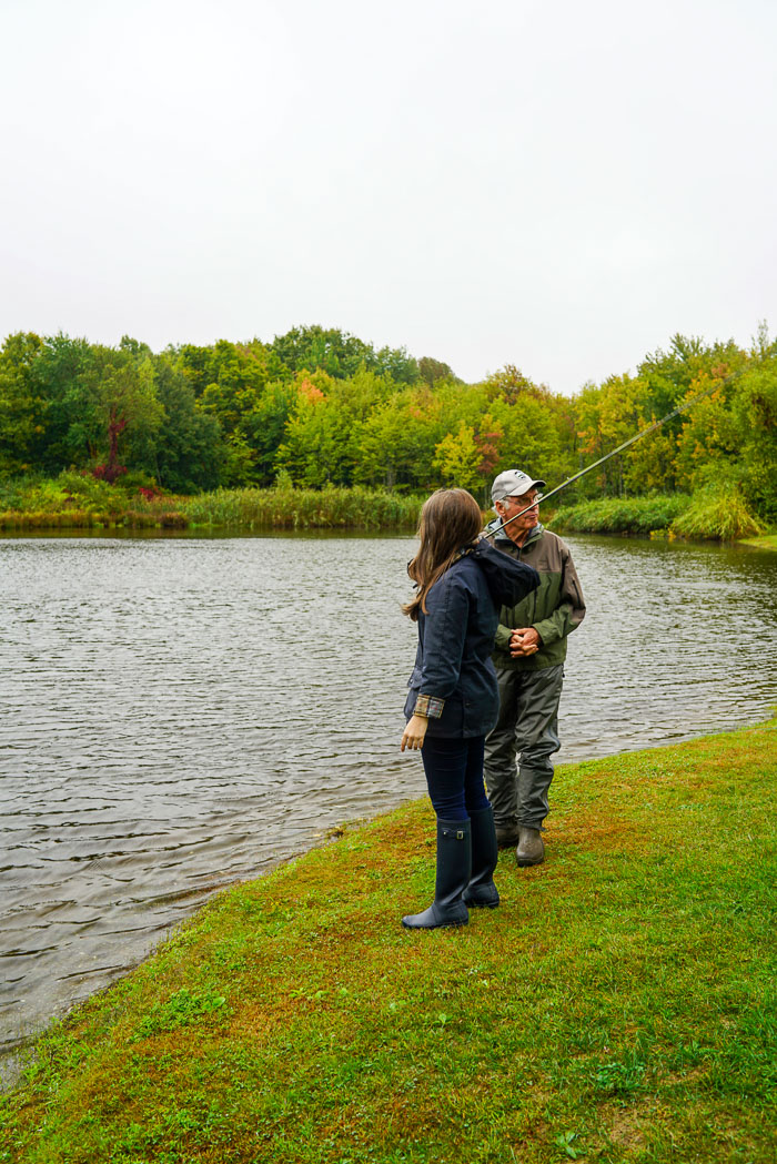 Krista Robertson, Covering the Bases, Travel Blog, NYC Blog, New York & Company, Preppy Blog, Fashion Blog, Travel, Fashion Blogger, Preppy Style, Preppy Jacket, Barbour Jacket, Hunting, Fishing, Outdoors in Style, Preppy Hunting Style