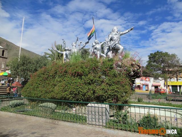 Plaza de Urcos Cuzco