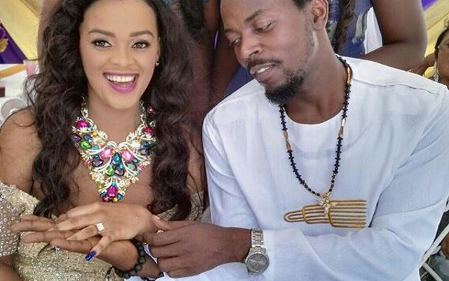 Kwaw Kese is married to his long-time girlfriend Doris Kyei Baffour