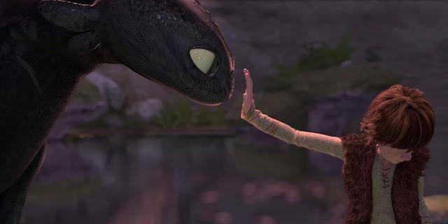 como treinar seu dragao
