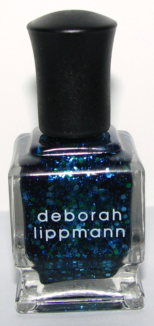 Deborah Lippmann ACROSS THE UNIVERSE Nail Polish Swatches and Review ...