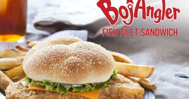 Bojangles 39 adds new bojangler fish sandwich brand eating for Arby s fish sandwich 2017