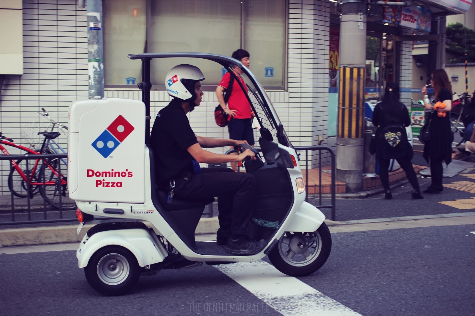 scooters of tokyo. Black Bedroom Furniture Sets. Home Design Ideas