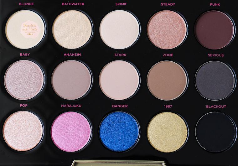 Gwen Stefani Eyeshadow Palette