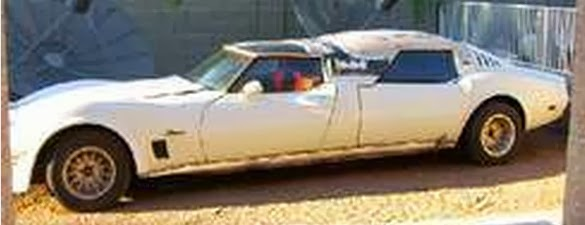 Found on Craigslist: Corvette Limo